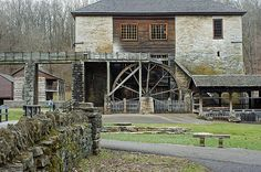 SPring Mill State Park-Indiana's finest!