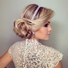 Wedding Hairstyles: A 7 Step Plan For Perfect Hair Evening Hairstyles, Unique Hairstyles, Bride Hairstyles, Wedding Makeover, Wedding Hair Inspiration, Hair Styler, Ombre Hair, Hair Jewelry, Bridal Hair
