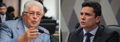 """Senador Roberto Requião (PMDB-PR) destaca que a """"fragilidade material das acusações do triplex são absolutas"""" e que o juiz Sergio Moro """"deveria ter recusado"""" a acusação """"e se dedicado a coisas sérias da Lava Jato"""", como as acusações do PSDB"""