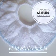 Lidy Dulce bebé. : Tutorial gratuito 🧶 Canesú de hojas nº 2 🧶 Baby Kimono, Knit Baby Dress, Baby Knitting Patterns, Free Knitting, Diy Crochet, Crochet Baby, Crochet Gratis, Great Gifts For Girlfriend, Knit Baby Sweaters