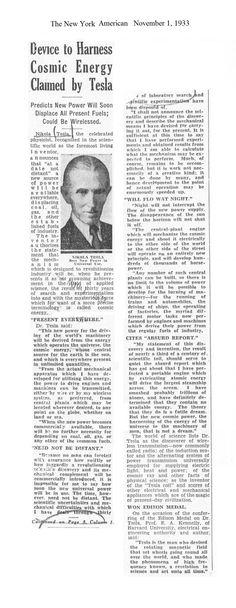 Bonus Volume-New York Sun Tesla Clipping File 1930-1945_20