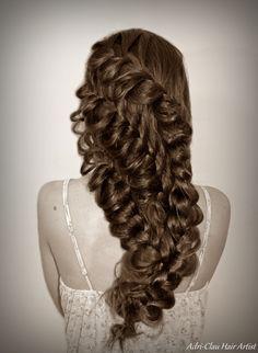 #halfup #braids