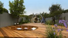 On this episode of The Autistic Gardener, Alan Gardner designs a garden for Ig and Jo using the inspiration of geometry, shapes and patterns. Alan visits Los Angeles and The Gardens of the Getty Centre. Visit Los Angeles, Deck Seating, Cedar Deck, Sun Roof, Fibonacci Spiral, Timber Deck, American Tours, Rock Pools, Unique Gardens