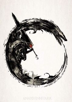 Berserk Ouroboros is part of Lion tattoos Sleeve Inspiration - See more 'Berserk' images on Know Your Meme! Tatoo Symbol, Tatoo Art, Body Art Tattoos, Tattoo Drawings, Sleeve Tattoos, Art Drawings, Tatoos, Samurai Tattoo, Samurai Art