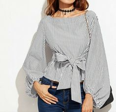 Stylish Tops, Trendy Tops, Blouse Styles, Blouse Designs, Cute Maxi Skirts, Trendy Outfits, Fashion Outfits, Sleeves Designs For Dresses, Fancy Tops