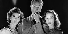Virginia Grey, Ann Rutherford, and Red Skelton in Whistling in the Dark (1941)