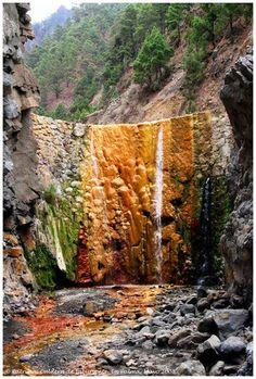 La Caldera de Taburiente, La Palma  Canarias  Spain