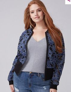 91e979688a7 10 Plus Size Hoodies   Jackets Perfect For Spring