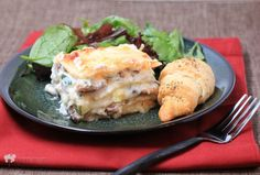 End of Summer Lasagna, sounds like a lot of steps, and timely, but seems worth the effort
