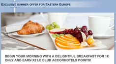 Frequent Flyer Bonuses: June 23 Bonus Offer Highlight: Le Club accorhotels - Double Points for stays in Eastern Europe