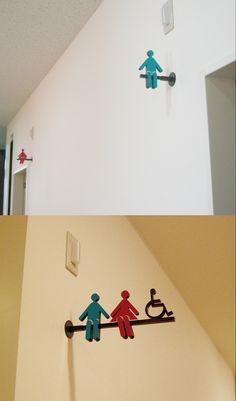 Signage Display, Signage Design, Environmental Graphic Design, Environmental Graphics, Toilet Signage, Restroom Design, Clinic Design, Logo Sign, Wayfinding Signage