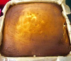 Puszysty sernik z mlekiem w proszku - Blog z apetytem