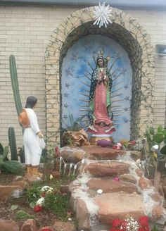 Our Lady of Guadalupe Christ The King Houston, Tx.