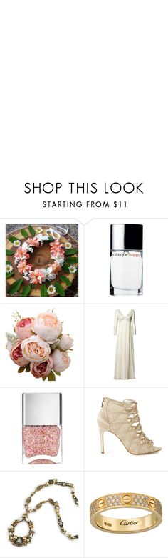 """Boho Wedding"" by kelly-floramoon-legg on Polyvore featuring Free People, Clinique, Matthew Williamson, Nails Inc., Sweet Romance, Love Quotes Scarves and summerwedding"