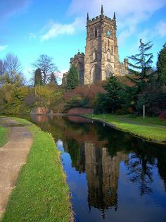 St. Mary's, Kidderminster, Worcestershire, England