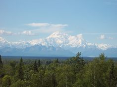 Talkeetna, AK. I've stayed there before and I'm absolutely going back one day.