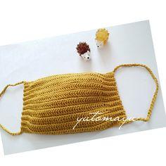 Crochet Faces, Crochet Mask, Crochet Ripple, Cotton Crochet, Love Crochet, Crochet Home, Beautiful Crochet, Knit Crochet, Knitting Patterns