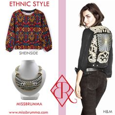 Ethnic Style www.missbrumma.com www.mnhauser.blogspot.com.es