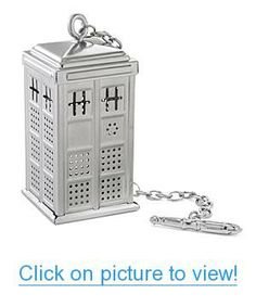 Doctor Who TARDIS Tea Infuser Home #Office #Kitchen