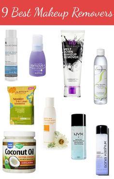 Best Cruelty Free Makeup Removers - What Works on My Sensitive top 5 eye makeup removers - Eye Makeup Cruelty Free Makeup Remover, Best Makeup Remover, Makeup Removers, Organic Makeup, Natural Makeup, Sleek Makeup, Skin Makeup, Eyeshadow Makeup, Makeup Brush