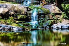 Bowen Road Waterfall. Mike Thompson.  Impact Digital Photography. www.facebook.com/impactdigitalphotography