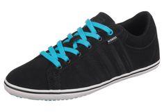 Produkttyp , Sneaker, |Schuhhöhe , Niedrig (low), |Obermaterial , Veloursleder, |Verschlussart , Schnürung, |Laufsohle , Gummi, | ...