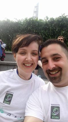 Clare Carrie and Hussein Al-alak ran the Manchester 10K in 2017, in aid of the humanitarian efforts of the UK based AMAR Foundation. All proceeds raised from the 10k, helped with AMAR's efforts in Iraq.