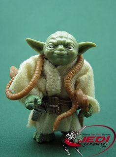Yoda Figure - The Jedi Master