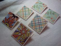 Items similar to Mini Note Piece Set of Very Lovely Autumn Harvest Mini Note Cards on Etsy Yellow And Brown, Very Lovely, Fall Flowers, Fall Harvest, Baby Cards, Greeting Cards Handmade, Paper Design, Homemade Cards, Note Cards