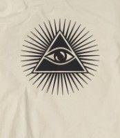 illuminati/satanic/Luciferian/Masonic all-seeing eye in a pyramid. They chose a Negative Path to the gateway to Intelligent Infiniti/Cosmic Consciousness