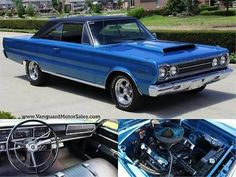 1967 Plymouth Belvedere For Sale - Muscle Car Fan Plymouth Muscle Cars, Dodge Muscle Cars, Best Muscle Cars, American Racing, American Muscle Cars, Fancy Cars, Cool Cars, Tc Cars, Plymouth Belvedere