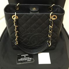b6a3e501c12c Chanel tote Just sharing - authentic Chanel tote CHANEL Bags Totes Chanel  Tote, Totes,