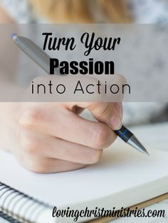 Turn Your Passion in