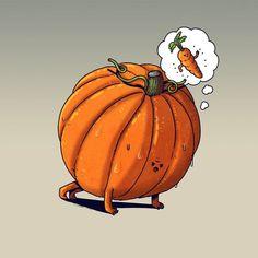 Vegetable Drawing, Pop Culture References, Funny Illustration, Food Humor, Oprah Winfrey, Funny Design, Funny Art, Fruits And Vegetables, Doodle Art