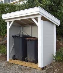 Bilderesultat for søppelskur