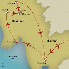 14 Day Discover Burma (Myanmar) - www.discovery-tours.com
