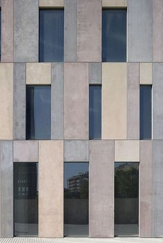 sir david chipperfield architects / edificio diagonal 197, poblenou barcelona