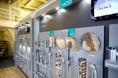 plumbing showroom designs - Google Search