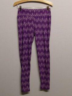 5ee6b783025fea Lularoe OS One Size Leggings Lavender & Purple EXCELLENT EUC #fashion  #clothing #