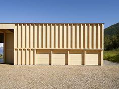 Schmid + Jimenez Architectes, Nax VS 2011
