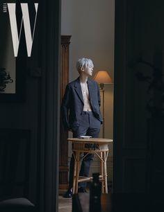 Chanyeol - W Korea Magazine, November 2019 Issue Exo Chanyeol, Exo K, Kyungsoo, Tao Exo, W Korea, Z Cam, Kim Minseok, Xiuchen, Chanbaek