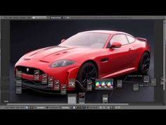 Cycles Studio Rendering Overview in Blender