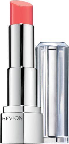 NUEVO Revlon Ultra HD ™ Lipstick. La claridad de color verdadero sin la pesada sensación. My Shade: HD GERANIO.