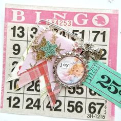 """🌟💖🌟 """"Every time a bell rings, an angel gets it's wings."""" 🌟👼🌟 😌 Sharing the first of 2 kittywitty klips that will go in my shop TOMORROW! Bingo Board, Paper Banners, Page Marker, Travelers Notebook, Paper Clip, Vintage Images, Decorative Accessories, Bracelet Watch, I Shop"""