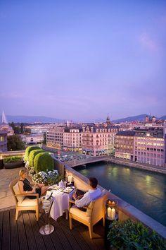 TOP 10 Best cities to live in - Geneva