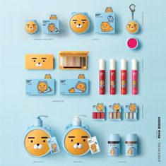 A South Korean Makeup Collection So Ridiculously Cute Itll Make You Squeal