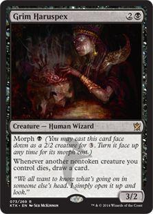 Grim Haruspex (x4)