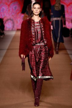 Etro: Rich Tapestry.  See fall 2014's hottest trends straight from the runway. Click here for more styles.