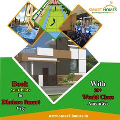 Buy 1 Plot & Get 1 Free in #Dholera Smart City At Just Rs. 5000/- & at Zero Down Payment. http://bit.ly/1Q6XXT