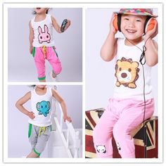 Free shipping 3pcs/lot boys and girls fashion children T-shirt for summer with wholesale and 100% cotton cute baby t shirt $8.50